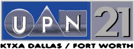 KTXA logo (1995-2002)