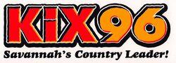 Kix 96 WJCL 96.5 FM