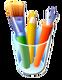 Ms paint windows xp logo
