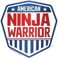 New American Ninja Warrior Logo 2017