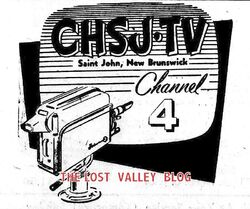 Original Station identifier, 1954 (1)