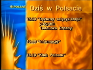 Polsat 1996 TV schedule ident 2