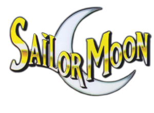 Sailor moon logo english