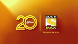 Sony Max 20th anniversary 2019