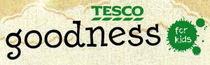 Tesco Goodness for Kids