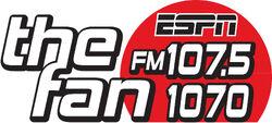 WFNI ESPN The Fan AM 1070 FM 107.5