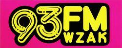93 FM WZAK