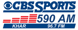 CBS Sports 590 AM 96.7 FM KHAR