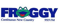 Froggy 99.9 KVOX-FM