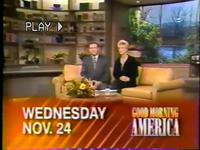 Good Morning America 24-11-1993