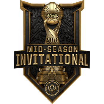 LoL MSI 2018 logo