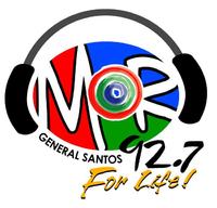 MOR 92.7 General Santos Logo 2007