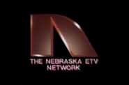 Nebraska ETV 1980s Production logo
