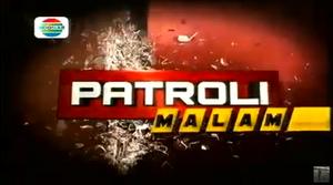 Patroli malam 2013-15