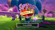 Spyro AHT Widescreen
