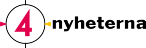 TV4 Nyheterna Logo 1992
