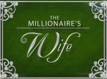 The Millionaire's Wife GMA Title Card
