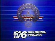 WTVR CBS ID 1986