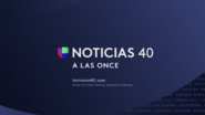 Wuvc noticias 40 a las once package 2019