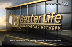 You're watching Better Life Broadcasting Network