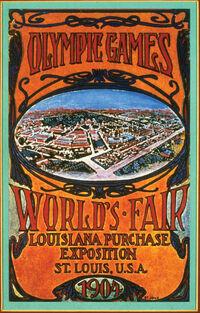 1904summerolympicsposter