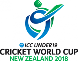 2018 Under-19 Cricket World Cup logo