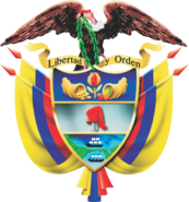 Coat of arms colombia 2003