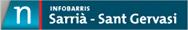 Infobarris Sarrià Sant Gervasi logo