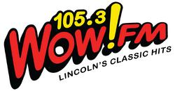 KLNC 105.3 Wow FM