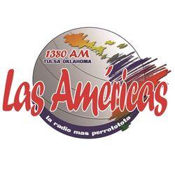 KMUS 1380 AM Las Americas