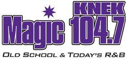 KNEK-FM Magic 104.7