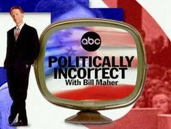 Politically Incorrect (ABC) titlecard