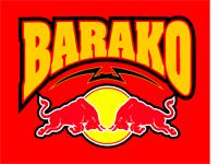 Red Bull Barako logo