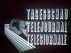 SF Tagesschau 1960