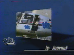 TF1 Journal 1983