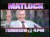 WCBS Matlock 1991 ID