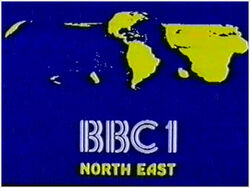 BBC 1 1981 North East