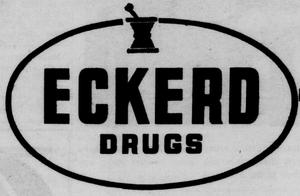 Eckerd - 1968 -April 23, 1968-
