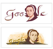 Google Faten Hamama's 85th birthday (Storyboards)