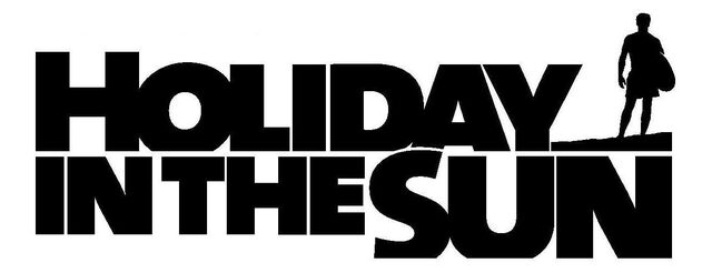 File:Holiday in the Sun movie logo.jpg