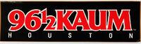 KAUM logo