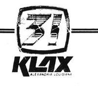 KLAX logo 1983