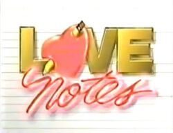 Love Notes ABC5