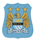 Manchester City FC logo (introduced 2013)