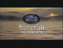 Mountain lake pbs logo 1999