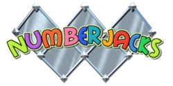 Numberjacks logo