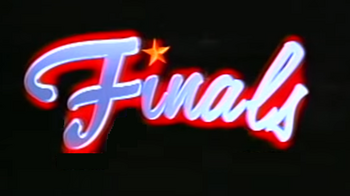PBA Finals logo 1999 2000