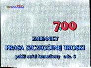 Program dnia TVP Polonia na 26.01.1997