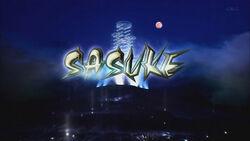 Sasuke Title