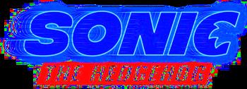 Sonic the Hedgehog logo (2020)